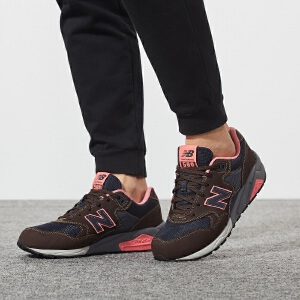 NEW BALANCE/NB 男鞋女鞋 580系列复古跑步鞋运动休闲鞋 MRT580GP