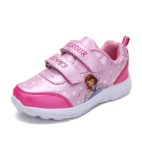 女童运动鞋2017秋季新款韩版透气中大童小学生女孩子儿童休闲鞋公主鞋女