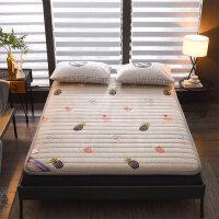 20190403023145250踏踏米床垫子 1.8m床2米双人打地铺睡垫可折叠卧室寝室榻榻米床垫