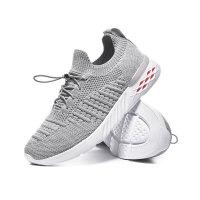 奇速女鞋情侣运动鞋网面透气耐磨轻便跑步鞋