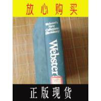 【二手旧书9成新】【正版现货】Webster's New Collegiate Diectionary韦氏新大学辞典