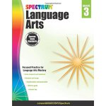 Spectrum Language Arts, Grade 3 9781483812069