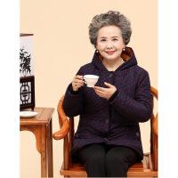20181015210加厚人棉衣中年人女装妈妈装冬装外套60-70岁奶奶装棉袄