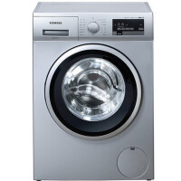 西门子(SIEMENS)WS10K1R81W 6.2公斤 全自动滚筒洗衣机