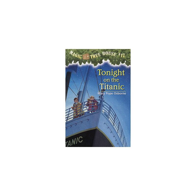 【预订】Tonight on the Titanic 预订商品,需要1-3个月发货,非质量问题不接受退换货。