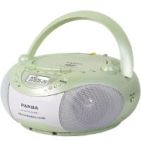 熊猫 CD-850复读CD/DVD磁带录音mp3英语学生家用教学用光盘收录播放机胎教光碟便携式播放器多功能学习一体机