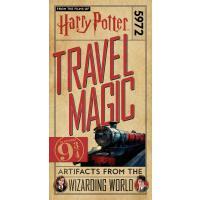 哈利波特 旅行魔法 英文原版 收藏品新系列 周边道具 礼品书 Harry Potter: Travel Magic Pl