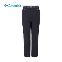 Columbia哥伦比亚户外女裤防水防风绒里加厚保暖冲锋裤PL8967