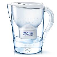 碧然德(Brita)净水器净水壶滤水壶滤水杯(Marella3.5L套装) 1壶1芯 白色