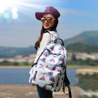 书包女韩版双肩包大容量校园大学生初中高中学生背包