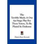 【预订】The Terrible Meek: A One Act Stage Play for Three Voice