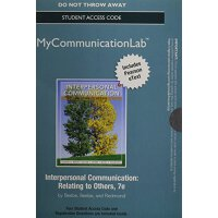 【预订】New Mycommunicationlab with Pearson Etext -- Standalone