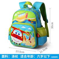 2018新款儿童书包小孩幼儿园2大班4双肩包5男女宝小孩版双肩背包1-3-6周岁韩国小孩儿童书包幼儿