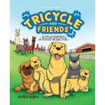 【预订】Tricycle and Friends: The True Life Adventures of a Thr