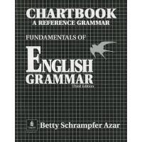 【预订】Fundamentals of English Grammar Chartbook