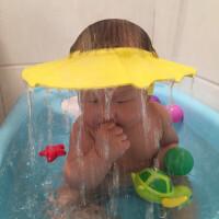 洗头帽婴儿洗发帽儿童浴帽护耳宝宝洗头洗澡可调节