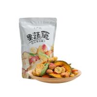 网易严选 黑凤梨 综合果蔬脆 100克