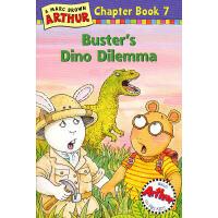 Buster's Dino Dilemma(Arthur Chapter Book 7)亚瑟小子:巴斯特历险 ISBN