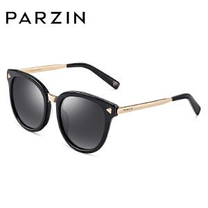 帕森时尚偏光太阳镜 男女大框潮人墨镜 开车驾驶眼镜  9739K