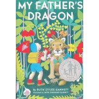 My Father's Dragon 我爸爸的小飞龙 1(1949年纽伯瑞银奖小说) ISBN 97804404212