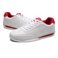 透气鞋男士休闲运动男鞋韩版潮流跑步潮鞋百搭小白板鞋