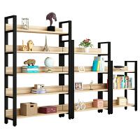 20190107195636167简易产品货架展示架陈列柜货柜饰品样品置物架层架家用储物架书架