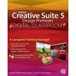 【预订】Adobe Creative Suite 5 Design Premium Digital Classroom