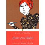 Anne of the Island (Puffin Classics) 女大学生安妮 ISBN 9780141327365