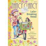 【预订】Fancy Nancy: Nancy Clancy, Late-Breaking News!