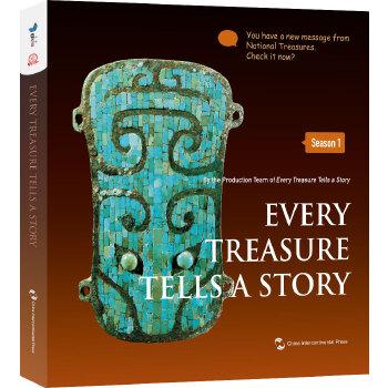 如果国宝会说话(英) 完整再现央视纪录片《如果国宝会说话》,25件国宝述说中国古人创造力的故事。