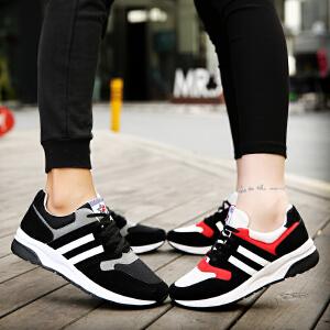 【时尚情侣】罗兰船长 情侣鞋男女鞋休闲运动鞋子韩版轻便潮鞋子 D