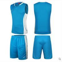 新款运动男款篮球服篮球衣 队服套装 训练服 个性印字印号