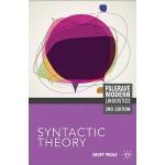 【预订】Syntactic Theory