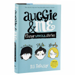 【中商原版】奥吉与我 3个奇迹故事 精装 英文原版 Auggie & Me Three Wonder Stories
