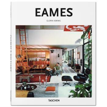【现货】英文原版 Eames?9783836560214 建筑设计 艺术画册 国营进口!品质保证!