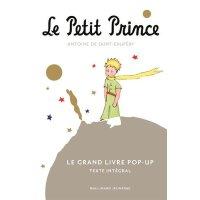 【现货】法语原版 小王子立体书 Le Petit Prince: Le Grand Livre Pop-up 趣味立体