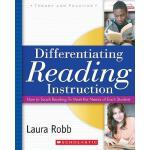 【预订】Differentiating Reading Instruction: How to Teach Readi
