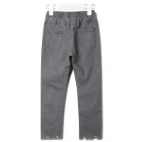 【专区49元2件】加菲猫童装女童裤子修身弹力梭长裤韩版织裤GPZ17330