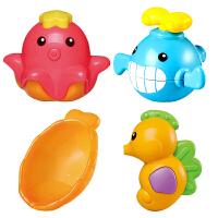 澳贝/奥贝亲子海洋沐浴套装 幼儿宝宝戏水儿童洗澡玩具