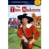 Three Musketeers (Step Stones Classic) 三个火枪手 ISBN 978067986