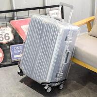 行李箱保护套透明拉杆箱套旅行箱防尘套箱罩2024 26 28寸行李箱套