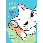 【预订】FukuFuku: Kitten Tales, 1
