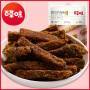 满减【百草味-原切牛肉条50g】肉干肉类熟食休闲零食小吃 小包装