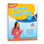 【中商原版】新朗文小学书写系列第五册 三年级 英文原版 New Longman Handwriting 5 Olivi