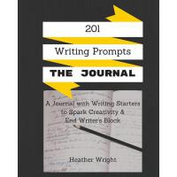【预订】201 Writing Prompts: The Journal: A Journal with Writin