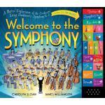 【现货】英文原版 童书Welcome to the Symphony 欢迎来到交响乐团 精装发声书