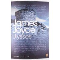 英文原版 尤利西斯 Penguin Modern Classics: Ulysses