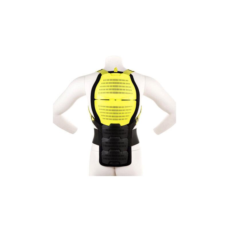 户外运动护具 滑雪运动 成人滑雪护背 护具 黄色 品质保证 售后无忧 支持货到付款