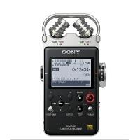 索尼 Sony PCM-D100 旗舰数码录音笔 32G内存+扩卡 DSD录音 新品现货音乐会 录音室 野外考察录音适