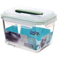 保鲜盒密封盒 饭盒储物盒 玻璃碗 RP602 2500ml